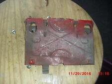 1971-73 Mustang &  Cougar Rear Used License Plate Bracket