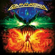 GAMMA RAY - TO THE METAL - CD SIGILLATO 2010