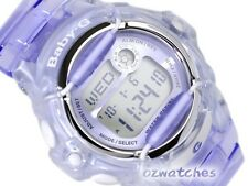 CASIO BABY-G LADIES WATCH BG-169R-6 FREE EXPRESS SEMI-TRANSPARENT BG-169R-6DR