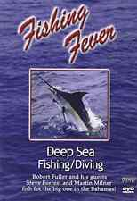 Fishing Fever: Deep Sea Fishing/diving Vol. 2 with Steve Forrest an...  DVD NEW