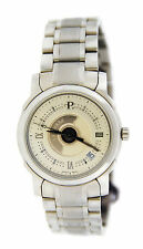 Perrelet Classic Double Rotor Automatic Stainless Steel Watch