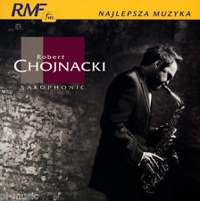 = CHOJNACKI Robert - SAXOPHONIC / CD sealed