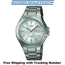 CASIO LINEAGE LIN-171J-7AJF Titanium Analog Silver Men's Watch from Japan New