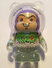 Buzz Lightyear Glitter Clear 25th Anniversary Disney Store VINYLMATION Toy Story
