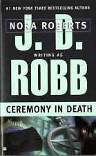 Ceremony in Death, J. D. Robb, Good Book