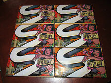 "6 Sealed Collector Packs Stride ""Lover Boy"" Fearless Fruit Gum (Discontinued)"