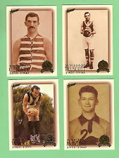 1996 PERTH PLAYERS  AUSTRALIAN RULES FOOTBALL HALL OF FAME CARDS