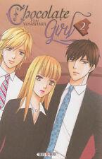 CHOCOLATE GIRL tome 2 Yuki Yoshihara Manga VF shojo