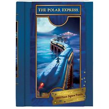 Book Box - Polar Express 1,000 Piece Puzzle