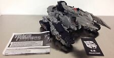 Transformers Revenge Of The Fallen Megatron Leader Class Incomplete