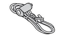 Hörmann Optosensor Sender Rückseite grau  638192 AST 13017