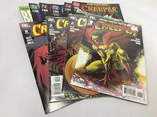 Creeper #1-8 (DC COMICS/Steve Niles/1114418) COMIC BOOK SET LOT OF 10