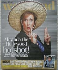 Miranda Hart – Daily Mail Weekend magazine – 30 May 2015