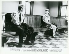 STEVE McQUEEN BABY THE RAIN MUST FALL 1965 VINTAGE PHOTO ORIGINAL #4