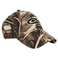 Drake Waterfowl 100% Waterproof Realtree MAX-4 Camo Hunting Hat Cap - NEW!
