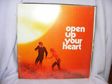 Open Up Your Heart/Mathis,Vale,Conniff/Columbia House/FACTORY SEALED/Vg+++/rip.