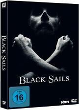 Black Sails - Season 1 [3 DVDs](NEU/OVP) 8 Episoden | Piraten - Abenteuer Serie