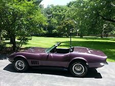1968 Chevrolet Corvette Convertible w/hard top