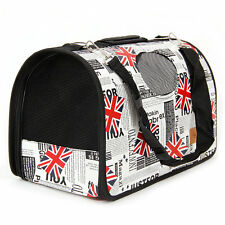 Speedy Pet Carrier OxFord Soft Sided Cat/Dog Comfort Travel Tote Shoulder Bag