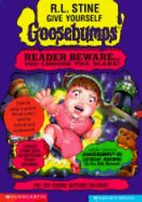 Toy Terror: Batteries Included (Give Yourself Goosebumps, No 20)-ExLibrary