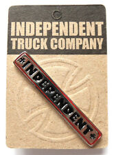 Independent Trucks Push Back Bar Pin - skateboard skate sk8 - brand new on card