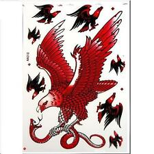 CAR HOOD BUMPER FENDER MOTORCYCLE DECORATION DECALS STICKERS EAGLE SNAKE