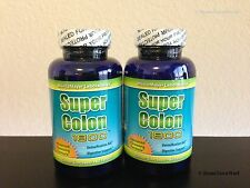 2 BOT NEW DESIGN SUPER COLON 1800 BODY CLEANSING DETOX WEIGHT LOSS PILLS