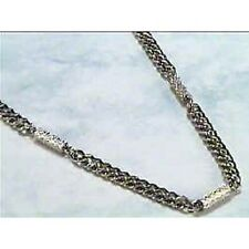 Silvertone Chains - Magnetic Therapy Necklace