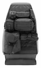 4x4 Seat organiser, Tactical seat storage and storage pockets