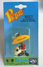 FOOTBALL 1986 MEXICO FIGURINE MASCOTTE PIQUE WM86 MUNDIAL MEXIQUE