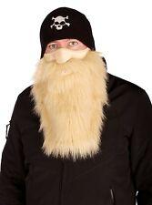 Beardski Blond Viking Ski Mask Snowboard Face Mask NEW Facemask