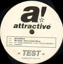 BIG WORLD & DENIS THE MENACE - Me Enjoy (Horny United Mixes) - Attractive