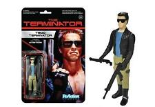 Terminator T-800 Leather Jacket ReAction 3 3/4-Inch Retro Figure - New in Stock