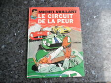belle reedition michel vaillant le circuit de la peur