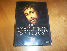 THE EXECUTION OF JESUS Mysteries of the Bible Biblical History Channel DVD NEW