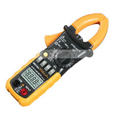 New MS2108A Digital Clamp Meter Multimeter AC DC Current Volt Tester