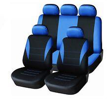 Sitzbezug Sitzbezüge Schonbezüge VW JETTA GOLF 3 4 5 6 Blau Komplettset Y