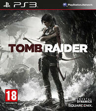 Tomb Raider Ps3 * En Excelente Estado *