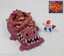 Mighty max-imperial dragon et serpent-monster heads-bluebird toys 1994 6