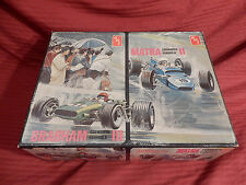 1/24 AMT Double Kit Matra formula II & Brabham formula III # T417 Race Car OB