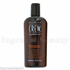 #American Crew Power Cleanser Style Remover Shampoo 250 ml