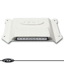 SKI-DOO XP L.E.D Snowmobile Brake Light _ White Housing Clear Lense : SNOWMOBILE