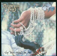 """Thompson Twins - Lay Your Hands On Me - 7 """" Single - Poster Bag"""