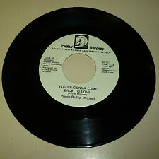 NORTHERN SOUL 45RP RECORD - PRINCE PHILLIP MITCHELL - ICHIBAN 111 - PROMO