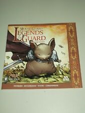 MOUSE GUARD LEGENDS OF THE GUARD VOL 3 #1 RAMOS VARIANT ARCHAIA COMICS NM (9.4)