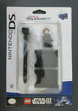 Nintendo DS  LEGO STAR WARS III The Clone Wars  Character Play and build Kit
