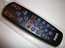 "New RCA CRK10B1 TV remote Will work for any simialr RCA  9""-32"" Tube TV Remote"