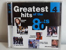 CD ALBUM Greatest hits of the 80's MARILLION / DEBBIE HARRY / J GEILS BAND ..