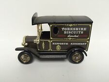 """L LEDO """"Yorkshire Biscuits"""" Delivery Truck - Die-Cast"""