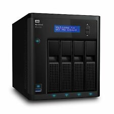 Wd 32tb My Cloud Pr4100 Pro Series Media Server With Transcoding, Nas - Network